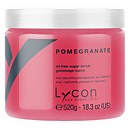 Lycon Oil Free Sugar Scrub - Pomegranate 520g
