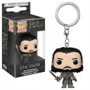 Game of Thrones Jon Snow Pocket Pop! Schlüsselanhänger