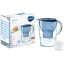 BRITA Maxtra+ Marella XL Cool Water Filter Jug - Blue