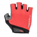 Castelli Entrata Gloves - Red - S