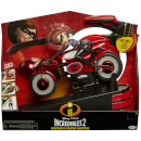 Jakks Pacific Disney Incredibles 2 Mrs. Incredible and Elasticycle Figure
