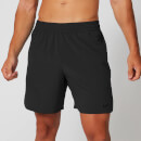 MP Essentials Training 7 Inch Shorts - Black - XL