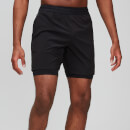 MP Essentials Training 7 Inch Shorts - Black - XS