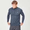 MP Men's Performance 1/4 Zip Top - Navy Marl - XXXL