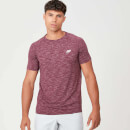 MP Men's Performance T-Shirt - Burgundy Marl