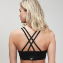 MP Essentials Training Sports Bra för kvinnor – Svart - XXS