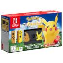 Nintendo Switch Pokémon: Let's Go, Pikachu! Edition