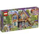LEGO Mia's House, Doll House Construction Toy with Animal Toys (41369)