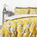in homeware Sophie Floral Duvet Set - Yellow