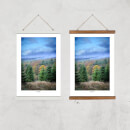 Thunderbolt Photography Macclesfield Forest Art Print