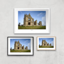 Thunderbolt Photography Moreton Corbet Castle Art Print