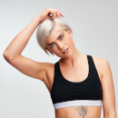 Logo Crop Top (2-pack) - Svart - XS