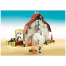 Playmobil DreamWorks Spirit Barn with Lucky, Pru and Abigail (70118)