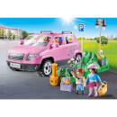 Playmobil City Life Family Car with Parking Space and Removeable Windshield (9404)