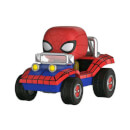 Marvel Comics - Spidermobile EXC Pop! Vinyl Figur