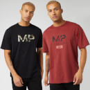 Myprotein Black Friday 2 Pack Graphic T-Shirt - Black/Paprika - XS