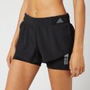 "adidas Women's Adapt 3"" Shorts - Black"