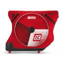 Scicon AeroComfort Road 3.0 TSA Ltd Edition Bike Bag With FREE Passport Wallet & Race Rain Bag - Stelvio Red