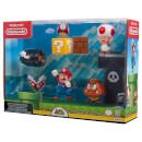 Super Mario Acorn Plains Figure set