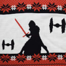 Star Wars Kylo Ren Knitted Christmas Jumper