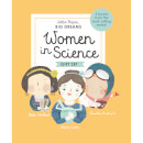 Bookspeed: Little People Big Dreams: Women in Science