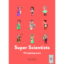 Bookspeed: Super Scientists
