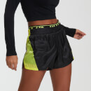 Training Double Layer Shorts - Musta - XS