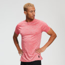 Trainings-T-Shirt - Leuchtend-rotes Mergel - XS