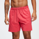 MP Training Men's 7 Inch Shorts - Washed Red - XS