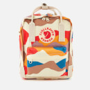 Fjallraven Women's Kanken Mini Art Backpack - Spring Landscape