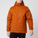 The North Face Men's Insulated Mountatin Q Jacket - Caramel Café