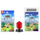 The Legend of Zelda: Link's Awakening + Red Rupee Lamp Pack