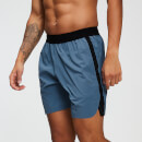 MP Men's Training Shorts - Washed Blue