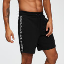 MP Rest Day Men's Double Tape Tricot Shorts - Black - XS