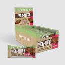 Pea-Nut Square - 12 x 50g - Choc Berry