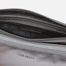 Ted Baker Women's Danii Bar Detail Cross Body Bag - Gunmetal