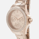 BOSS Hugo Boss Women's Premiere Chrono Watch - Rouge/Cargo