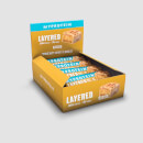 6 Layer Protein Bar - 12 x 60g - White Gold