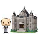 Batman's 80th Wayne Manor with Alfred Pop! Town