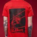 A Nightmare On Elm Street Unisex T-Shirt - Red