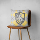Harry Potter Hufflepuff Square Cushion