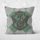 Slytherin Square Cushion Square Cushion