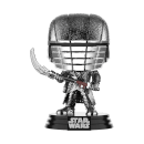 Star Wars: Rise of the Skywalker - Knights of Ren Scythe (Hematite Chrome) Pop! Vinyl Figure