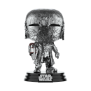 Figurine Pop! Chevaliers De Ren Cannon (Hematite Chrome) - Star Wars: L'ascension de Skywalker