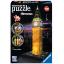 Ravensburger Big Ben Night Edition 3D Jigsaw Puzzle (216 Pieces)