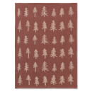 Ferm Living Christmas Tea Towel - Cinnamon