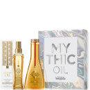 L'Oréal Professionnel Mythic Oil Christmas Gift Set 550ml (Worth £34.40)