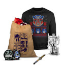 Transformers Officially Licensed MEGA Christmas Gift Set