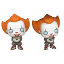 IT Pennywise with Glow Bug EXC Pop! Vinyl Figure