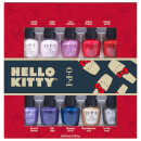 OPI Hello Kitty Limited Edition Nail Polish Mini - 10 Pack